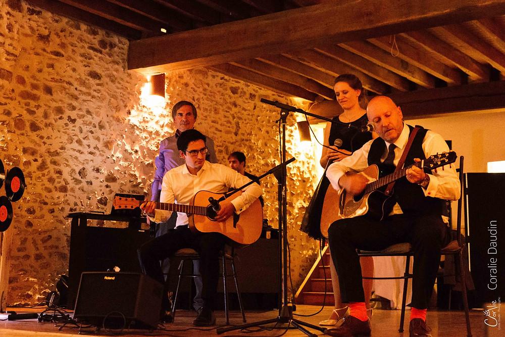 Réception mariage Eure et Loir