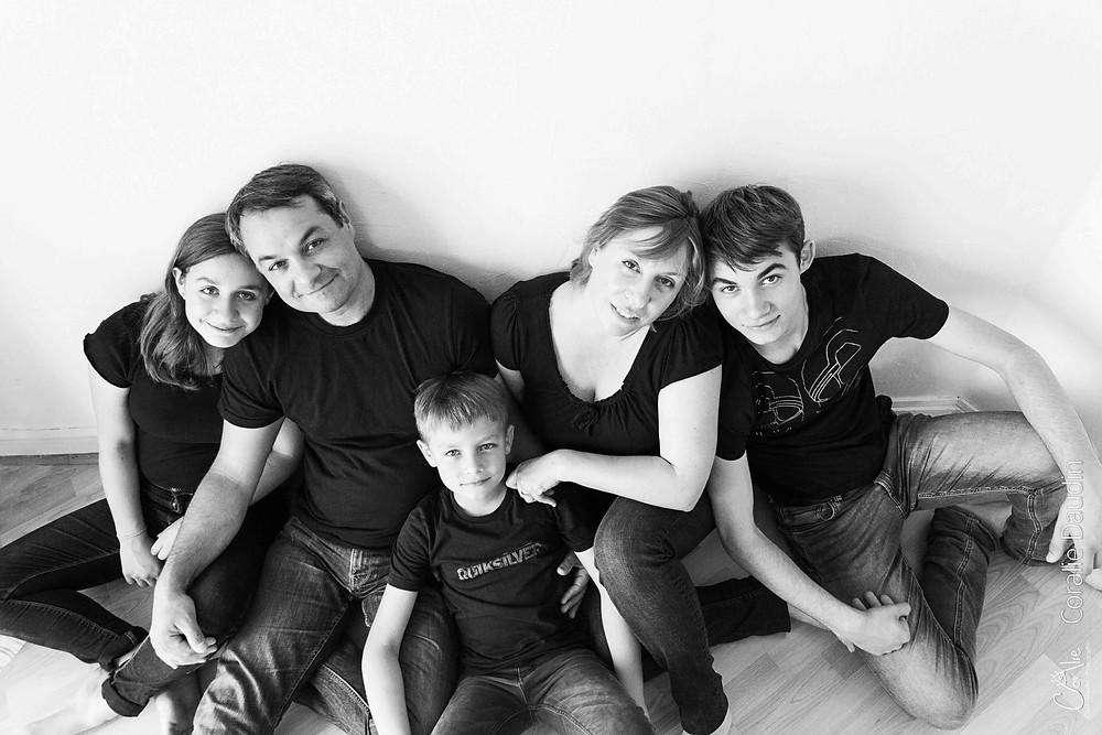 Photographe famille à Massy