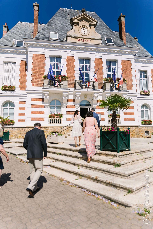 photographe mariage cérémonie mairie Sault-les-Chartreux