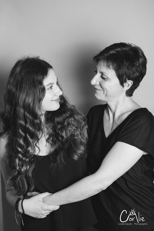 Portraits mère-fille en Studio - Le Plessis-Robinson