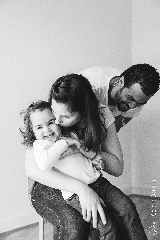 Portrait famille Massy, Essonne