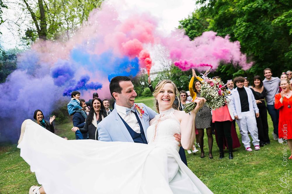 Photographe mariage Ballainvilliers (91)