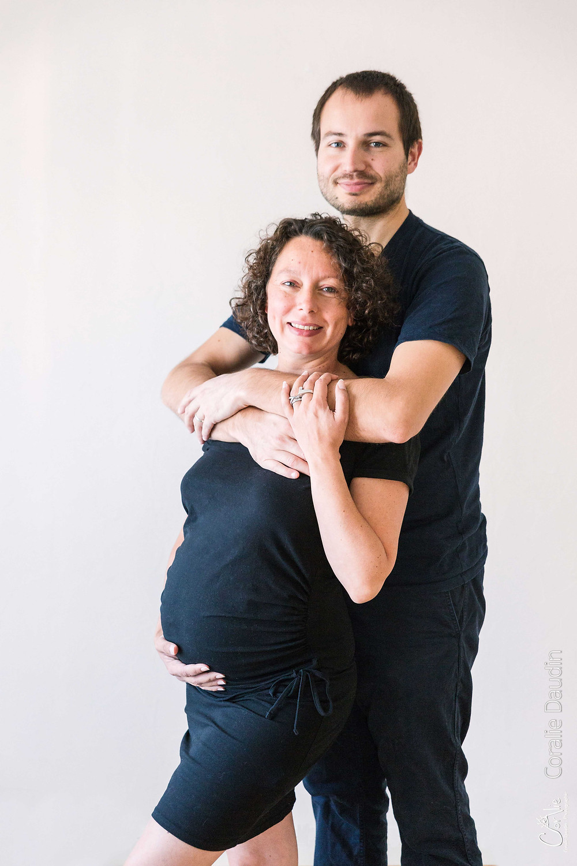Shooting photo femme enceinte Massy