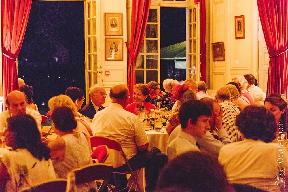 réception mariage Château du Breuil