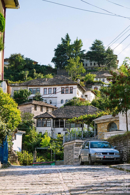 maisons ottomanes Gjirokastër