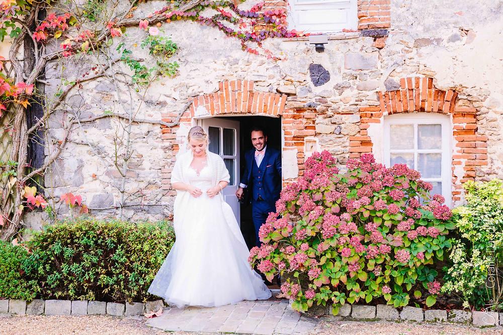 Photographe mariage Les Hauts de Pardaillan, Eure et Loir