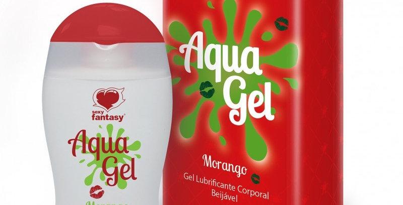 Aquagel Morango – Lubrificante