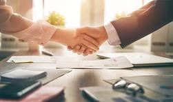 Handshake, Financial Forms_AdobeStock_190172095