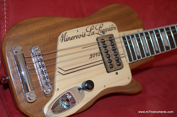 Travel Guitar 6 cordes 2018