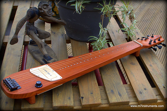 "M7instruments Lapsteel ""Smooth"" 2019 Padouk"