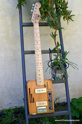 "Guitare "" Cohiba "" 6 cordes"