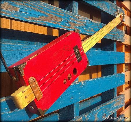 Cigabox Partagas 3 strings Handmade 2018