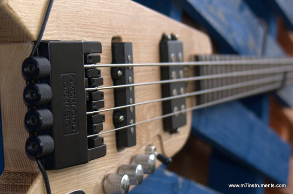 Travel Bass  Fretted