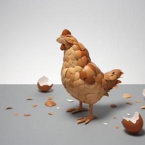 Qui est le premier ? l'œuf ou la poule ?