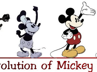 Le tout premier Mickey Mouse