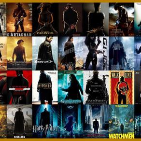 """Hey, cette affiche, ca me rappelle un autre film ... #1 le style """"de dos"""""""