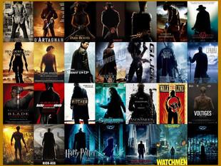 """Cette affiche me rappelle un autre film ... #1 le style """"de dos"""""""