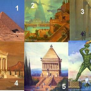 Couches-toi moins con #4 : Les 7 merveilles du monde c'était quoi ?