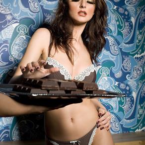 Question : Est ce que le chocolat, c'est sexy ?