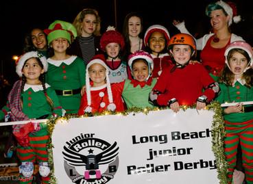 Belmont Shore Christmas Parade 2014