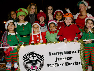 Belmont Shore Christmas Parade 2014