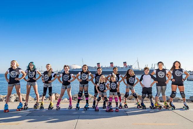Long Beach Jr Roller Derby