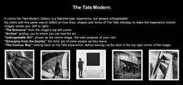 Data on Back of Image - Tate Modern Ver