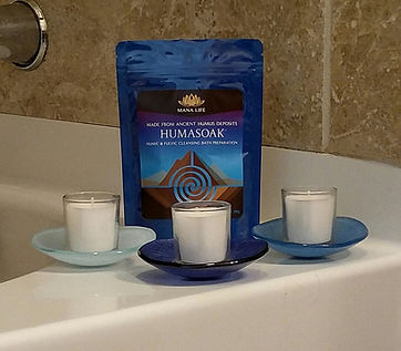HumaSoak Candles