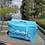 Thumbnail: Kerribag Insulated Reusable Shopping Bag - Cool Stuff, Blue