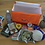 Thumbnail: Kerribag Insulated Reusable Shopping Bag- Cool Stuff, Orange