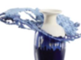 Julie Progin Jesse Mc Lin Jingdezhen International Ceramics.