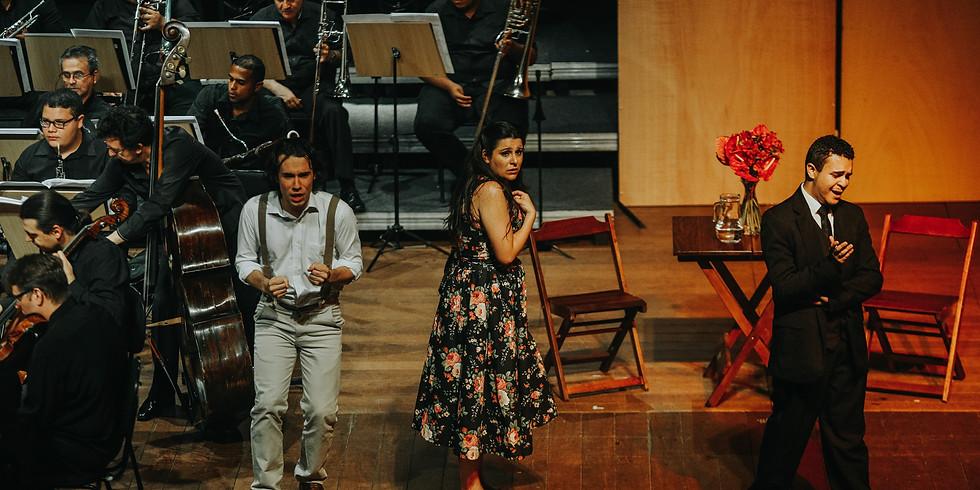 Ópera A FLAUTA MÁGICA - Wolfang Amadeus Mozart