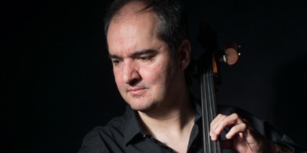 ALDO MATA: Bach - Suites para Violoncelo, história e interpretação