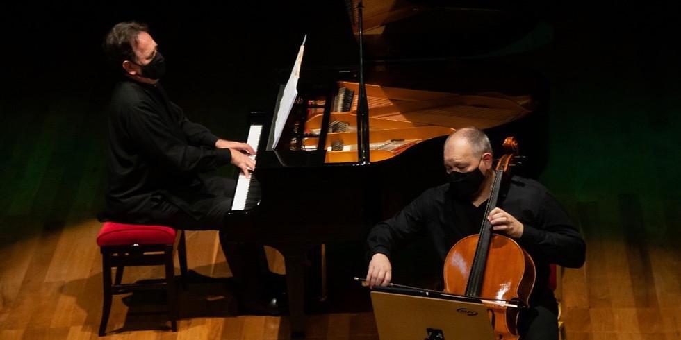 Sonatas para Violoncelo e Piano - Para o LINK clique em SAIBA MAIS