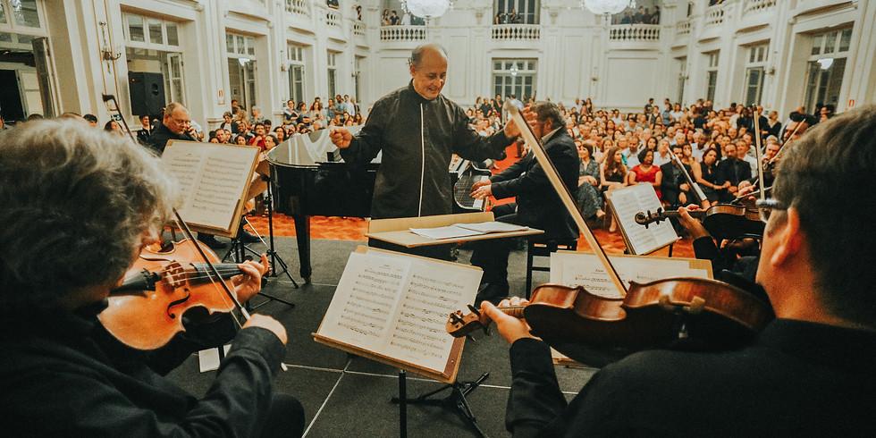 Orquestra Versatilis Convida: Ricardo Herz, Ana Valéria Poles, Valdir Claudino e Sergio Oliveira