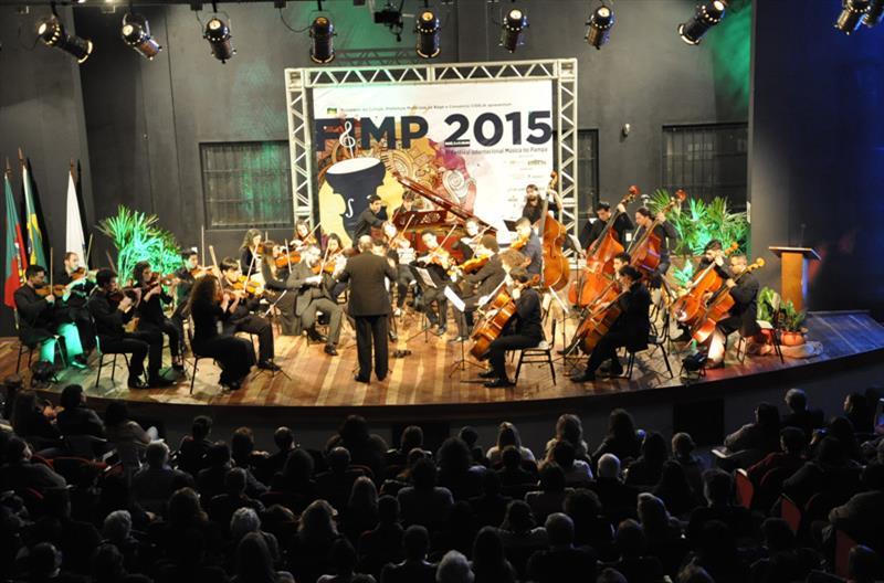 FIMP 2015 Orquestra