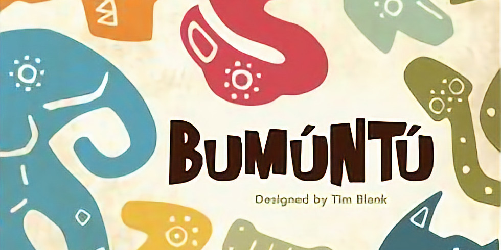BUMUNTU— Being Human