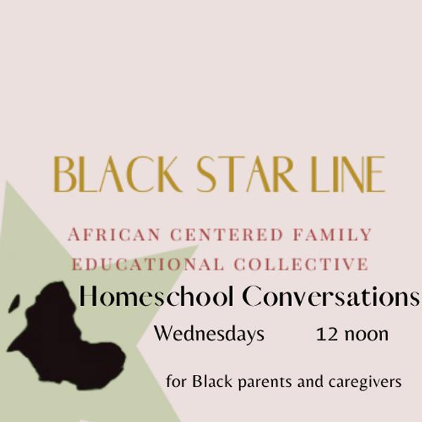 Village Schooling Conversations for Black Parents & Caregivers