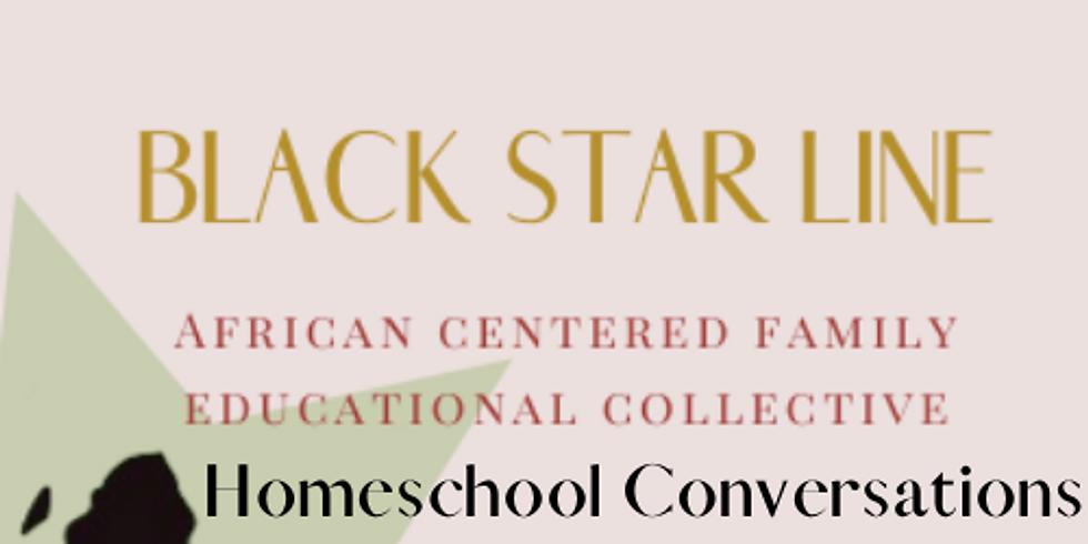 Homeschool Conversations for Black Parents and Caregivers