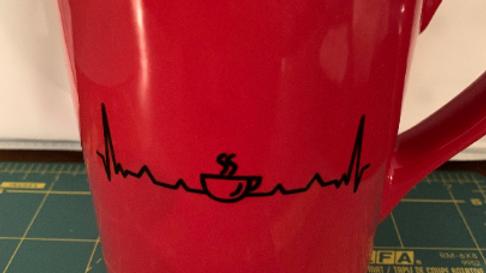 My Survival Juice Coffee Mug