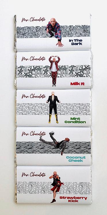 Mr. Chocolate Pack