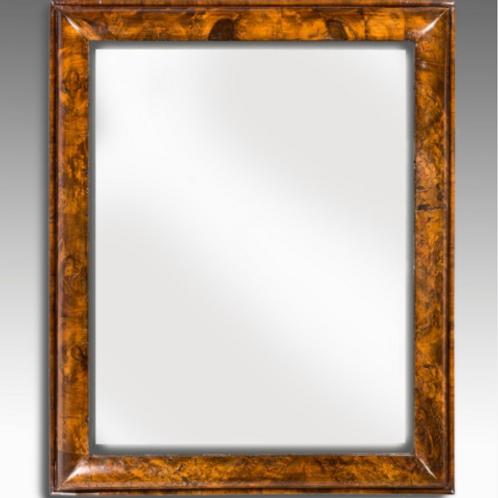 A Queen Anne Cushion Mirror