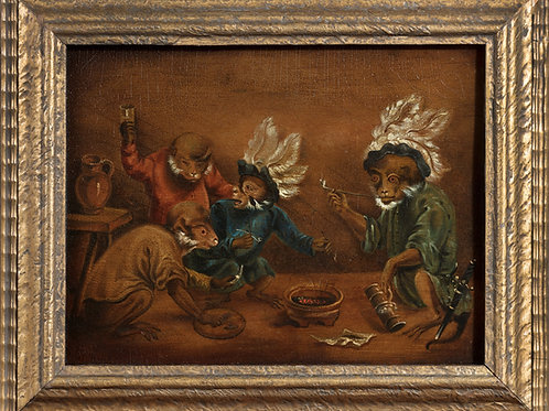 Early 18th century Oil Painting