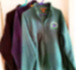 GCI Large Jacket Green, Navy and  Black