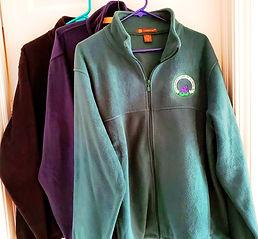 GCI Large Jacket Green, Navy and  Black