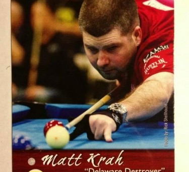 """Interview with Matt Krah: Number 1 Ranked on Mezz Tour. ~ """"Mighty"""" Joe Young"""