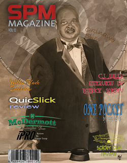 SPM-Issue 12 Cover
