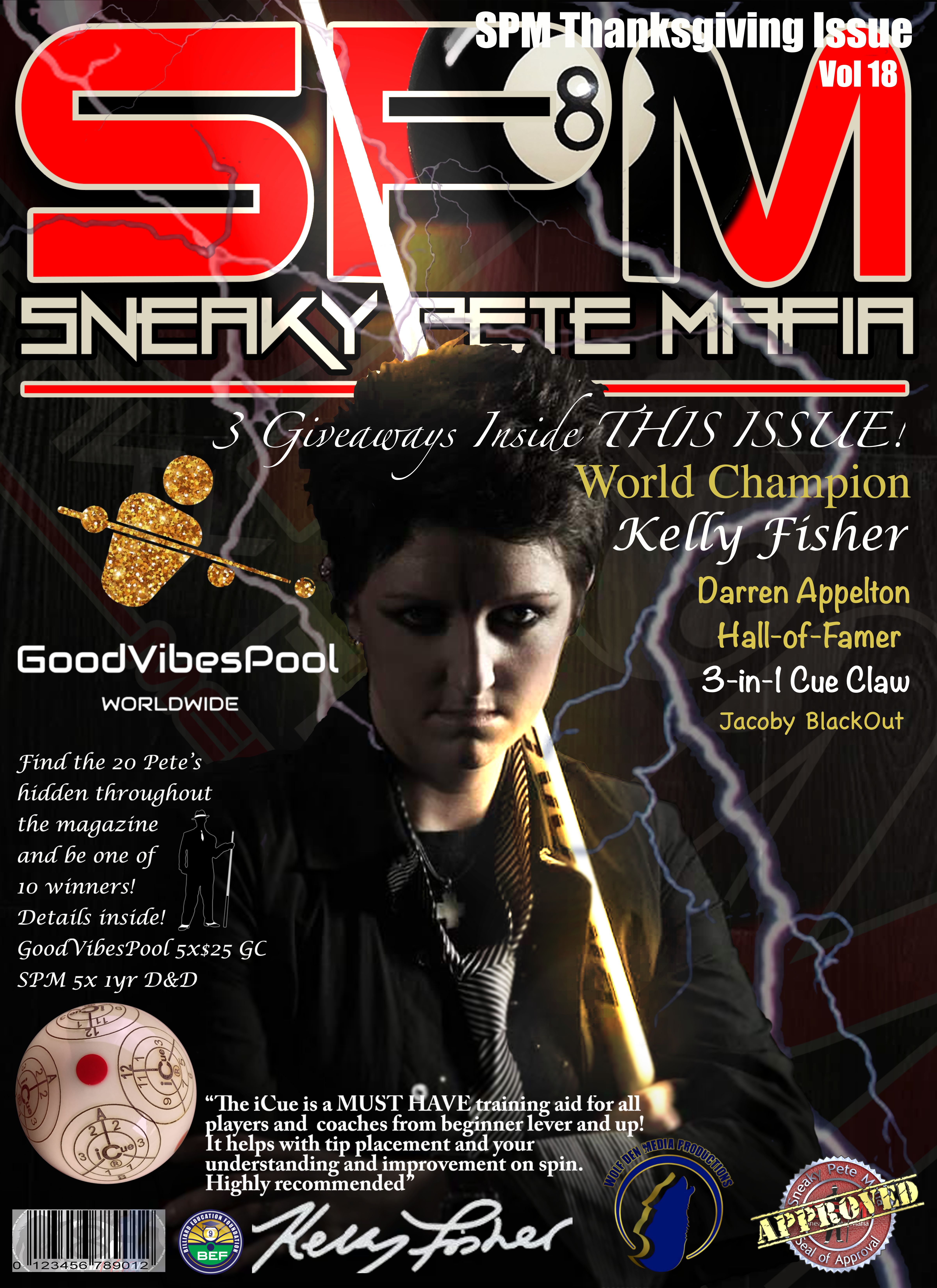 SPM Issue 18 Cover