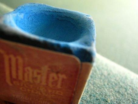 The Magic of Chalk. ~ Peggy Mallen