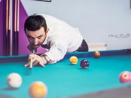 PoolSchool: The Grip. ~ Boris Vidakovic